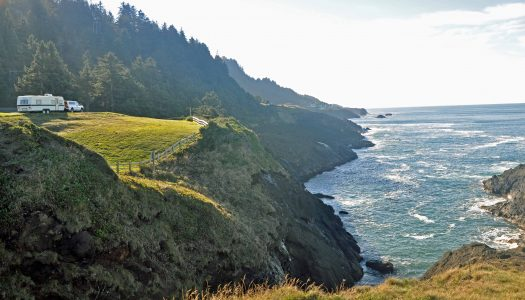 6 Great Oregon Coast Campsites With Ocean Views