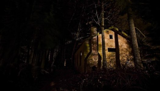 This Old Haunted Chapel in Oregon is Creepy As Hell