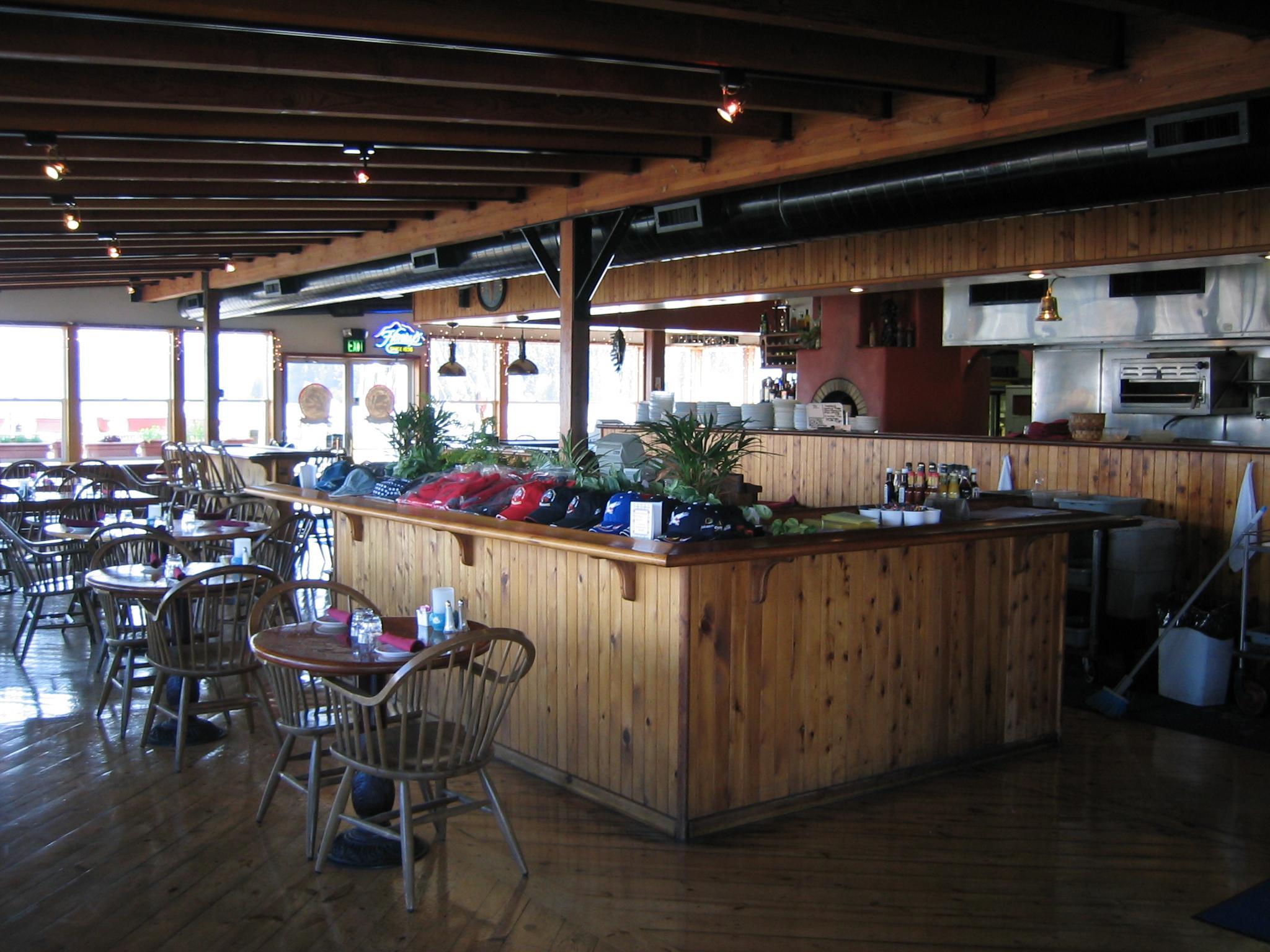 icm restaurant