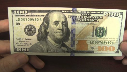 "Mystery Man ""Benny"" Hiding $100 Bills All Around Salem, Totaling $50,000"
