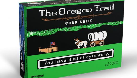 The New Oregon Trail Card Game is Available Now