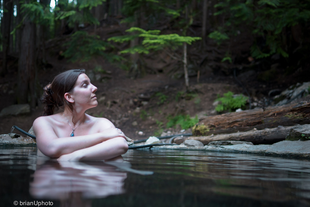 Nudist couple in oregon consider, that