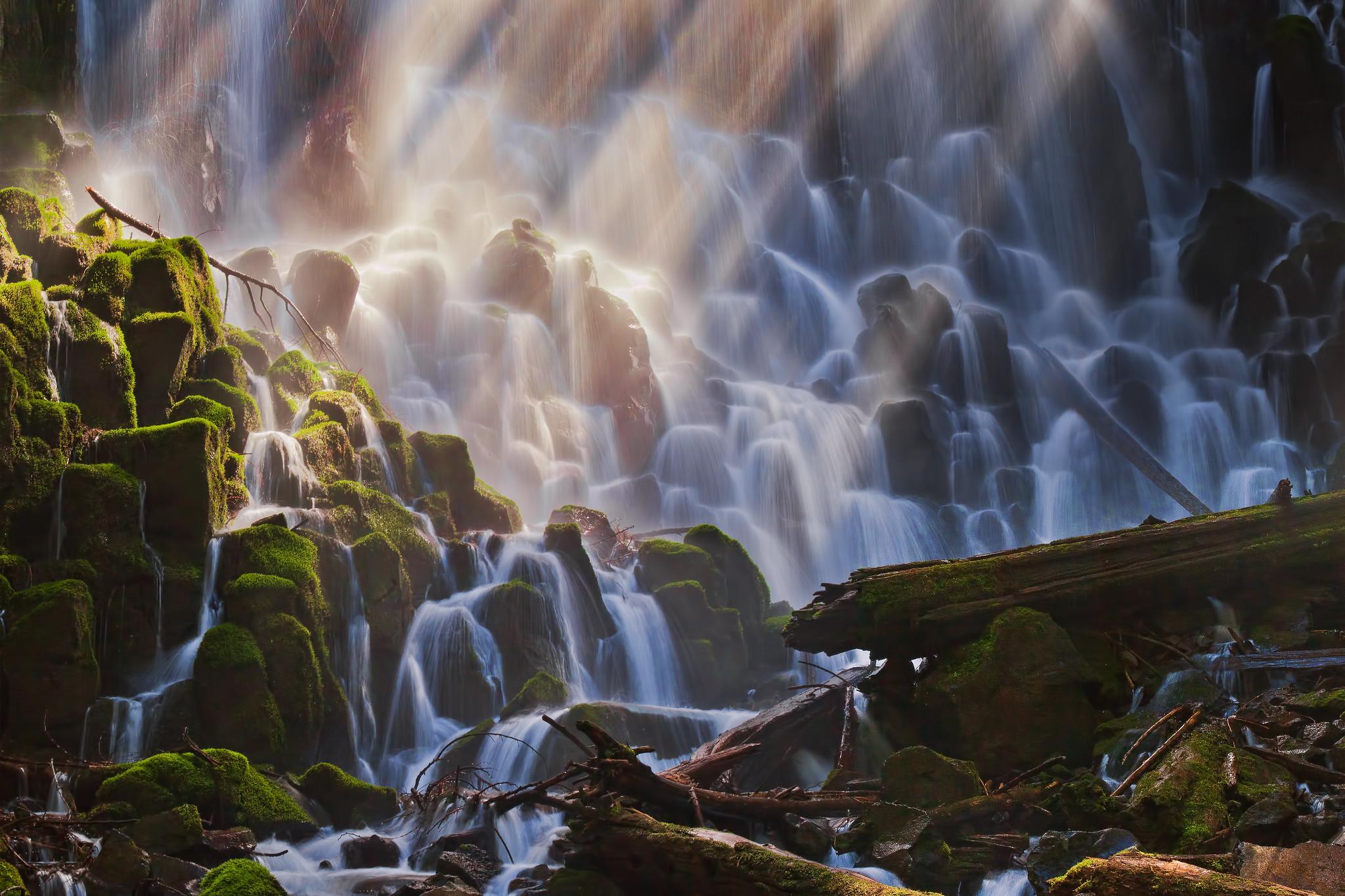 Ramona Falls Oregon Waterfall Hikes