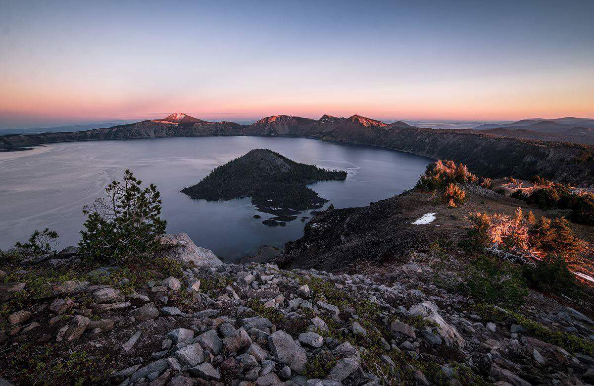 16 Awesome Crater Lake National Park Facts Most People Don ...