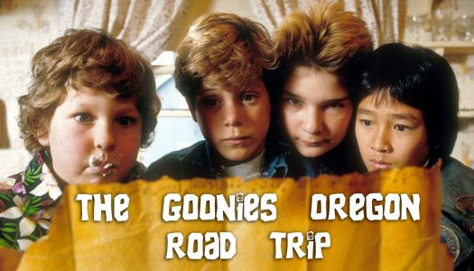 Hey you guys! Here's The Goonies Road Trip in Oregon
