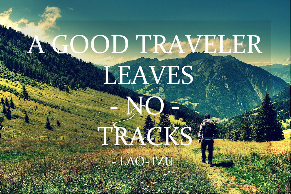 leavesnotracks