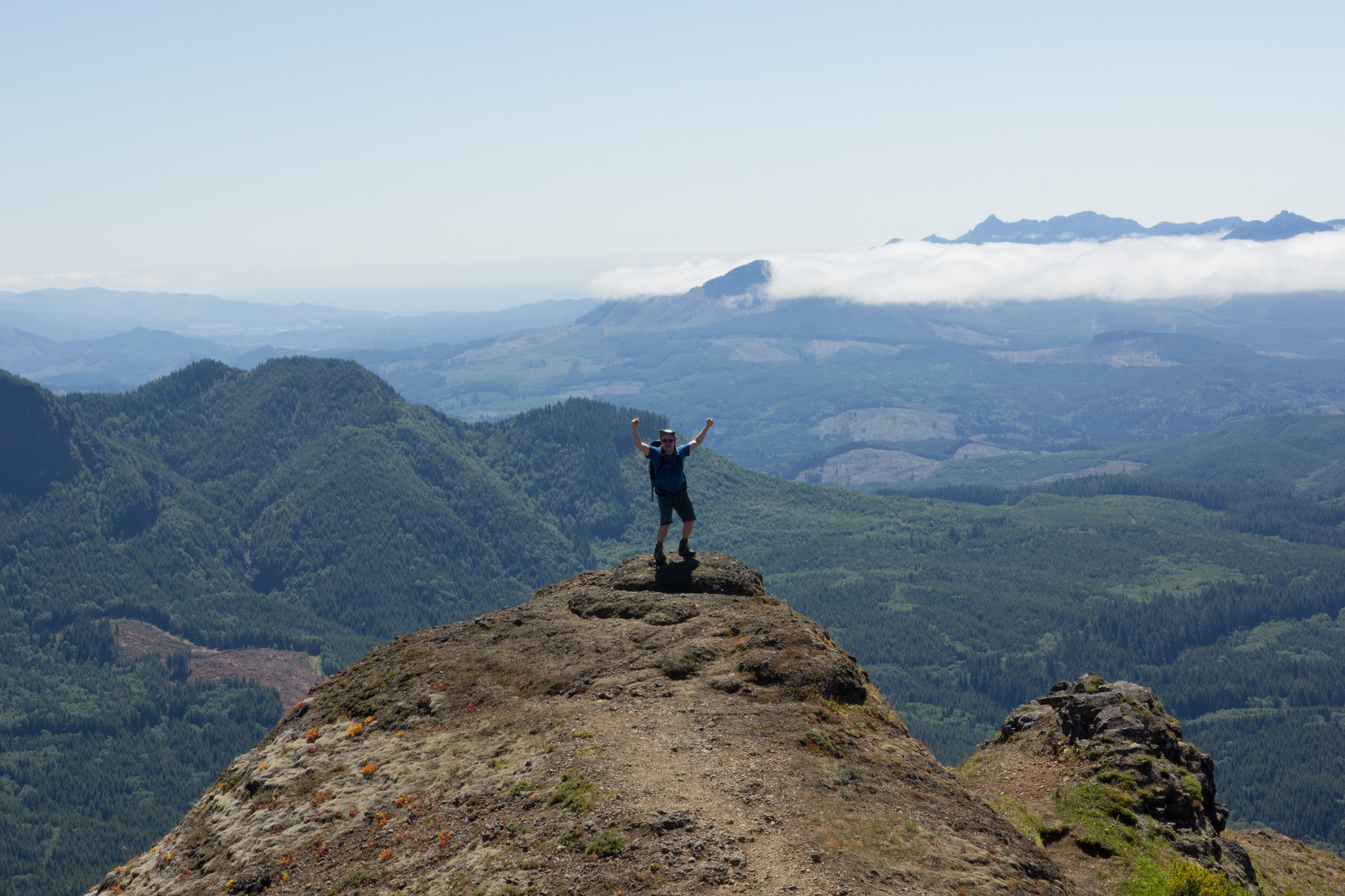 Saddle Mountain Oregon