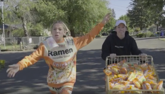 Portland boys go viral rapping about Top Ramen and Sriracha