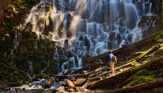 The Ramona Falls in Oregon is a Must-Do Adventure