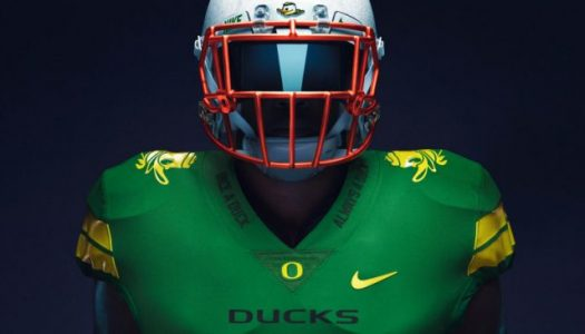 Oregon Ducks Unveil The Most Duck Like Uniforms