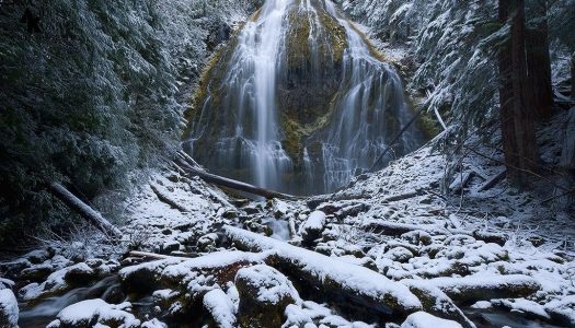 One Of America's Most Photographed Waterfalls Is Right Here In Oregon
