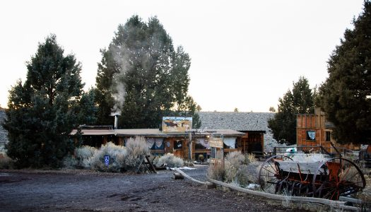 The Cowboy Dinner Tree In Oregon Offers An Unforgettable Experience