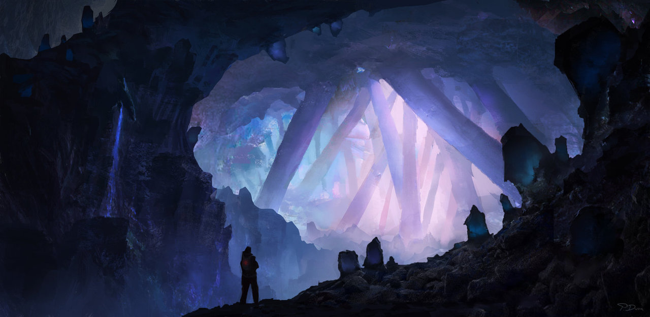 Crystal Cave The Legend of Oregon's...
