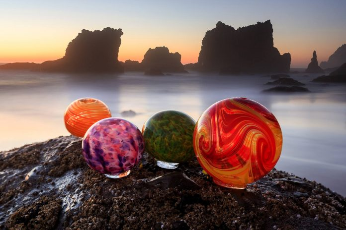 finders keepers glass floats lincoln city