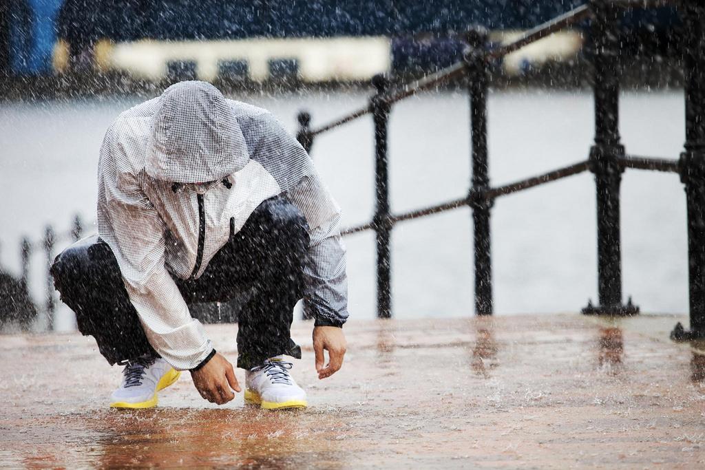 ultralight rain jacket