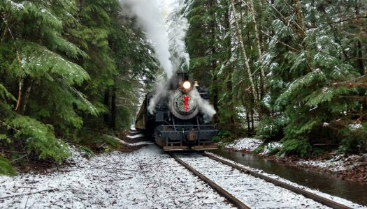 All Aboard! Take a Ride To The North Pole On The Polar Express