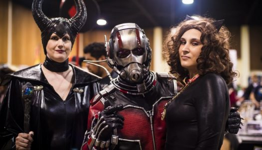 Get Your Ticket Now For Eugene Comic Con 2016