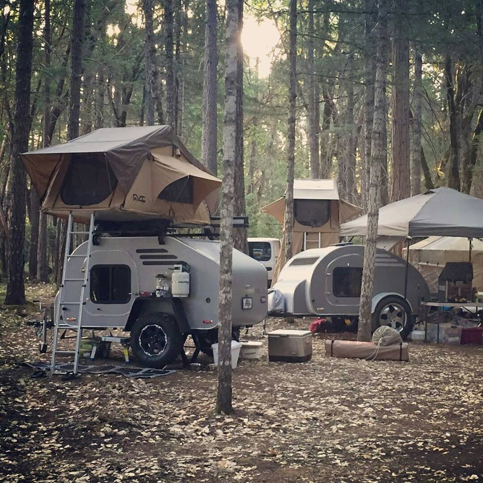 Recently ... & Take a Peek In This Awesome Oregon-Made Teardrop Trailer | That ...