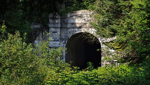 This Haunted Trail Leads To One Of The Creepiest Places In The Northwest
