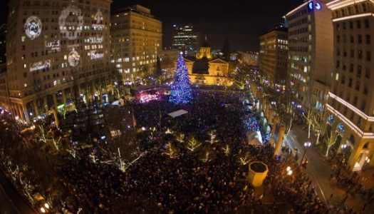 Thousands to attend Tree Lighting Ceremony tonight in Portland