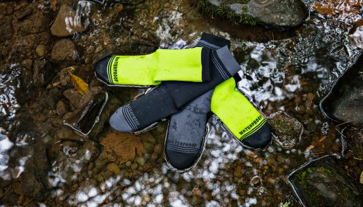These Oregon Waterproof Socks Are a Game Changer For Rainy Days