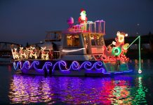 christmas ship parade oregon