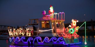 christmas ship parade oregon