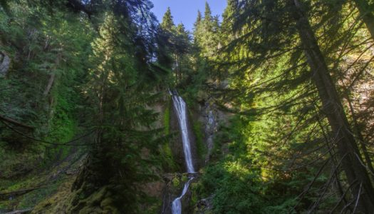 Oregon's Most Recently Discovered Waterfall Is Incredible