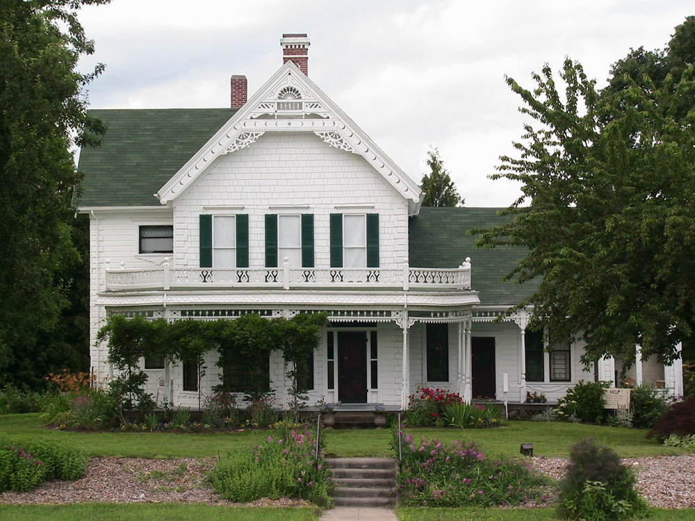 The Zimmerman House, 2007.