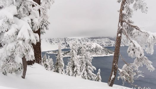 12 Insanely Gorgeous Places in Oregon to Take Winter Photos