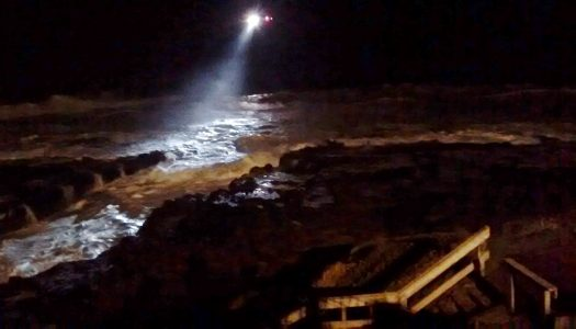 Man swept into ocean at Thor's Well Thursday night