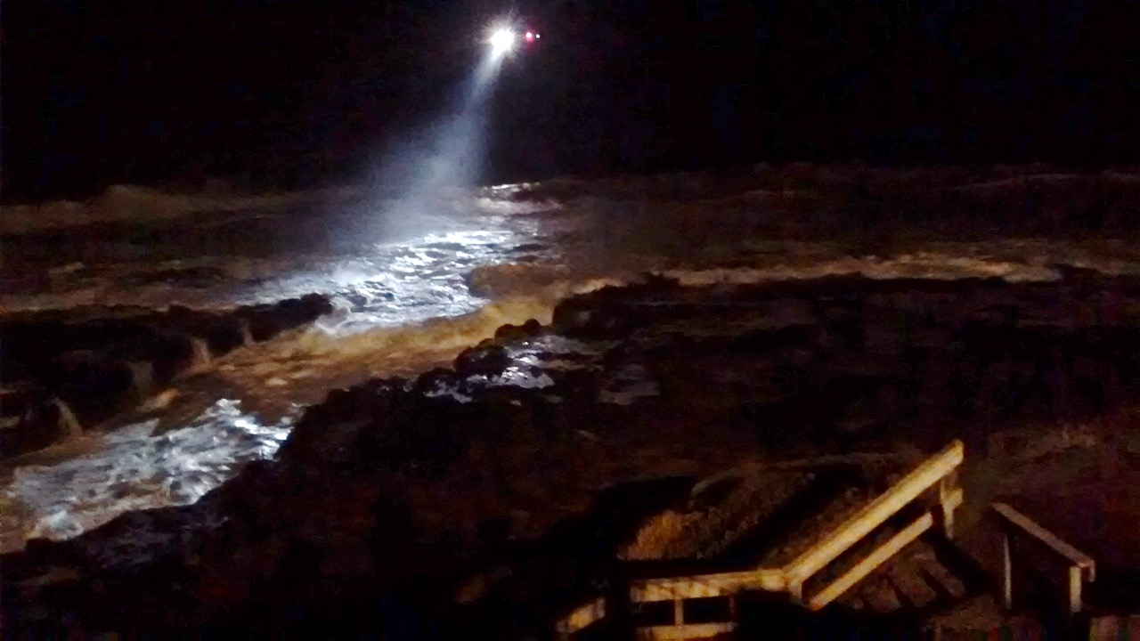 Thor's Well Thursday evening Man swept into the water Courtesy photo