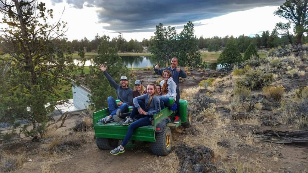 Christine Shelton - Oregonian - Adventure Therapy Ranch - Oregon Active - Edgar Strong