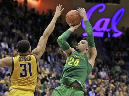 Dillon Brooks Oregon Ducks