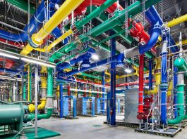 Google Dalles Data Center