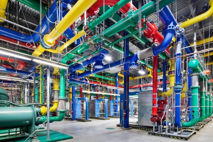 Google Dalles Data Center