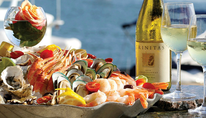 Food And Wine Festival Newport Oregon