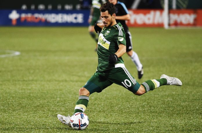 Portland Timbers vs Loons