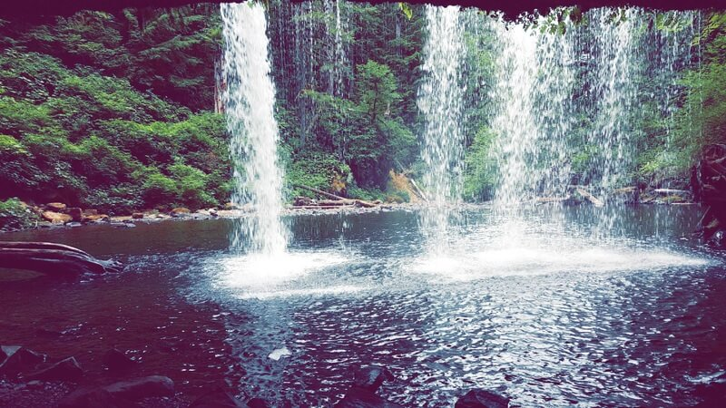 Butte Falls Waterfall Hike