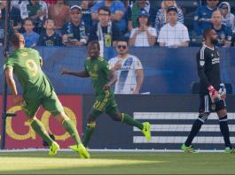 Portland Timbers Beat LA Galaxy