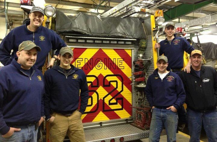 Corbett Oregon Volunteer Firefighters