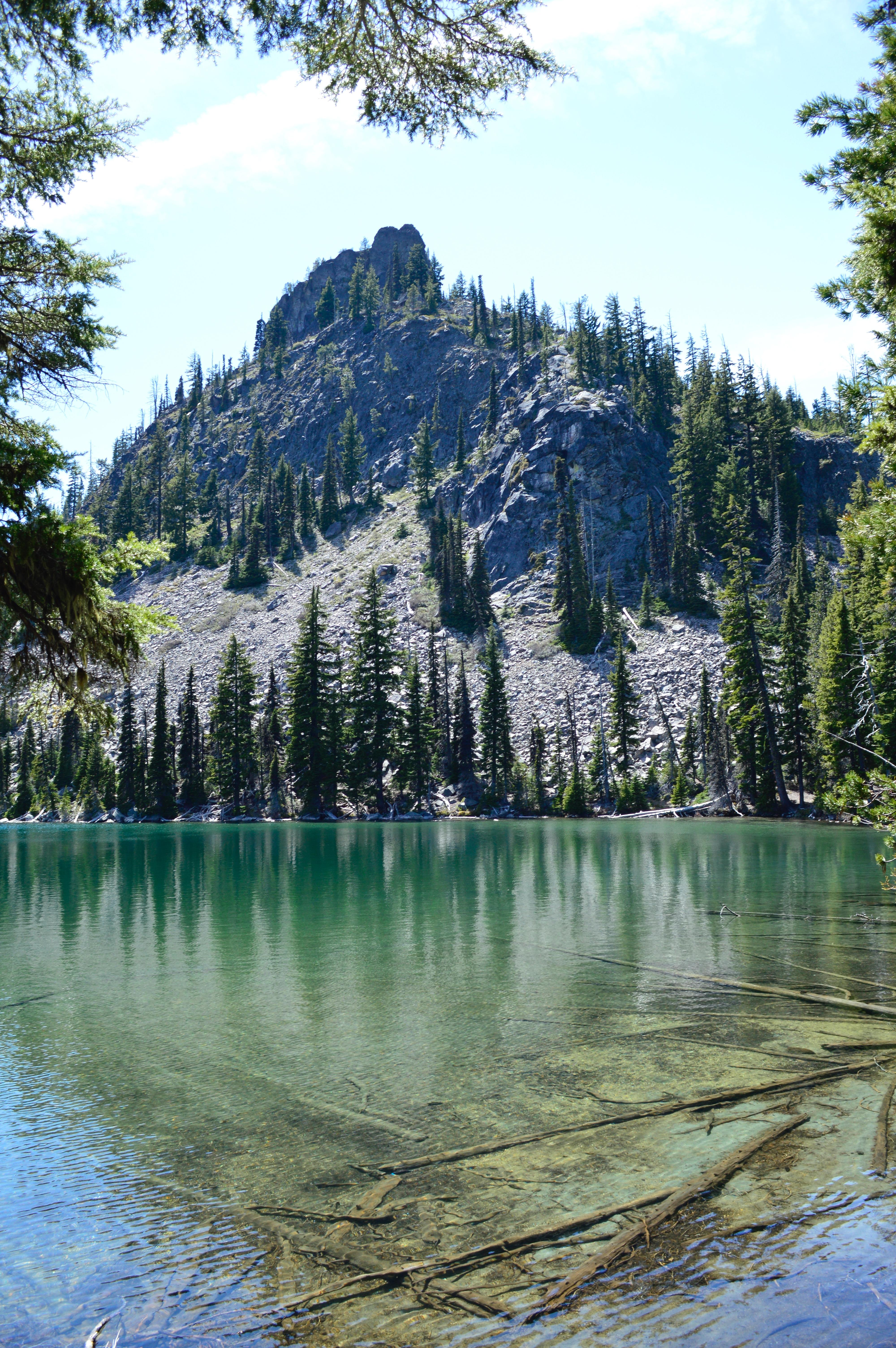Rosary-Lake-Pulpit-Rock