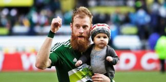 Timbers Nat Borchers Retirement