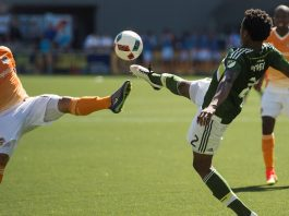 Portland Timbers Houston Dynamo