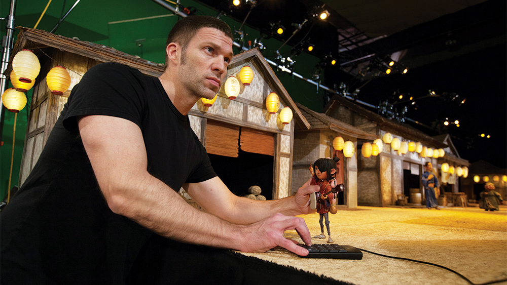 Travis Knight Laika Kubo