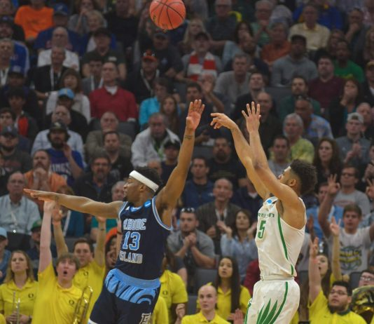 Tyler Dorsey Game Winner