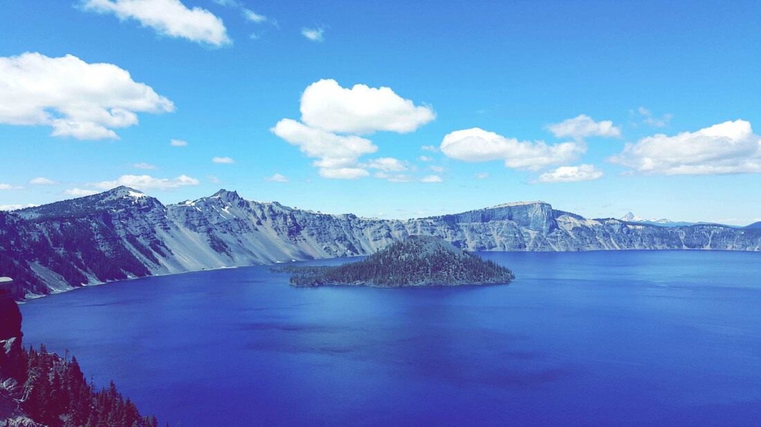Wonders of Oregon - Crater Lake
