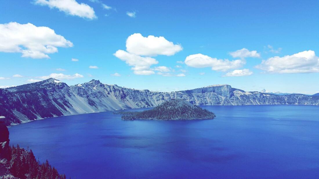 Wonders of Oregon - Crater Lake