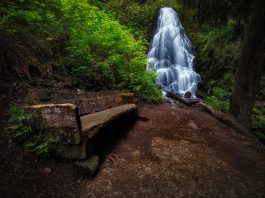 Fairy Falls Oregon