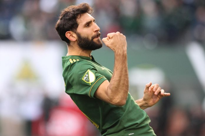 Portland Timbers Tie With New England Revolution